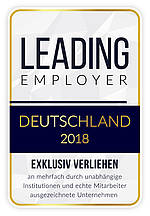 Logo Leading Employers