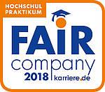 Logo 'Fair Company 2018