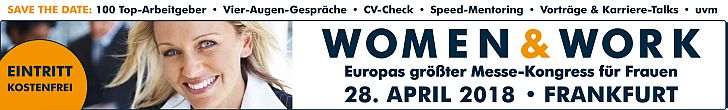 women and work Banner 2018