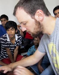 Auslandspraktikum in der Entwicklungshilfe in Indien