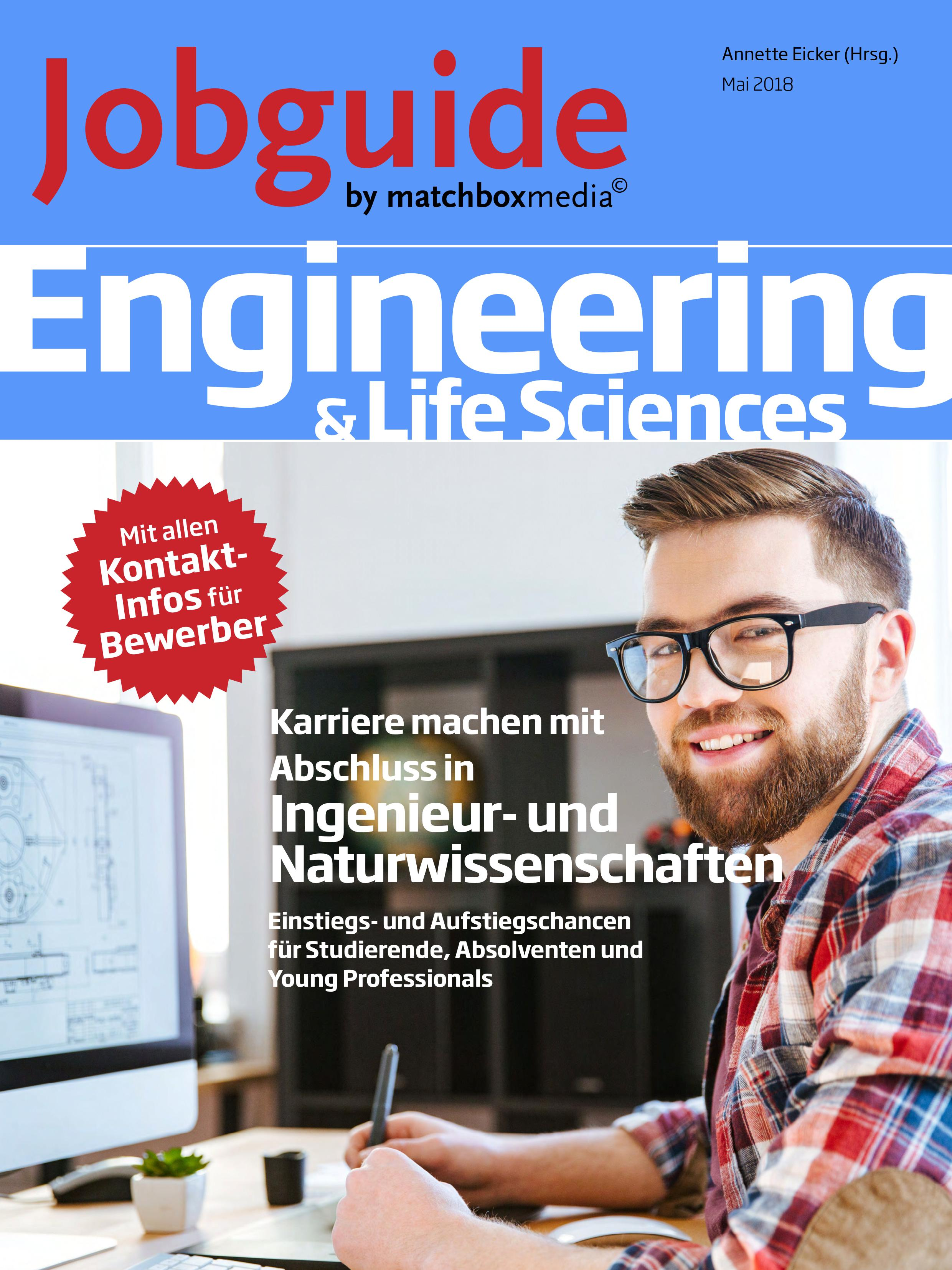 Jobguide e-Magazine Engineering