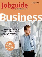 Jobguide eMagazine Business