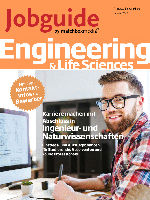 Jobguide eMagazine Engineering